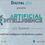 Ellysse Sponsor all'evento AI 360 Summit