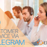 Customer Service Telegram Ellysse